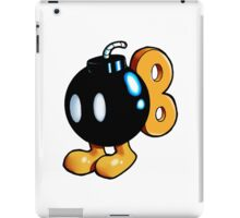 Super Mario Bros. - Bob-omb iPad Case/Skin