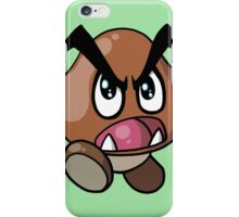 Super Mario Bros. - Goomba iPhone Case/Skin