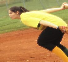 The Softball Pitcher by © Joe  Beasley IPA