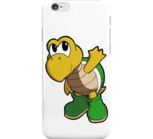 Super Mario Bros. - Koopa Troopa iPhone Case/Skin