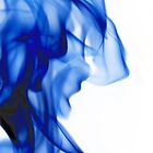 Blue Fire by Ulf Buschmann