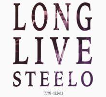 Capital Steez - Long Live Steelo by Preme & Crème