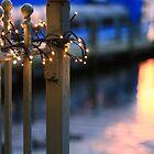 Pier Lights  by rennaisance