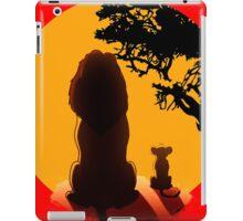 Leon King iPad Case/Skin