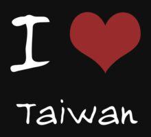 I love Heart Taiwan Kids Clothes