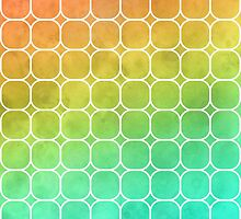 Rainbow Pattern #1 by Conviction300