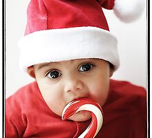 Santa by Sashy