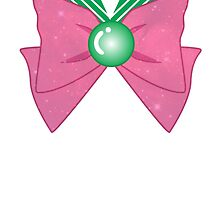 Galactic Sailor Jupiter Bow by Valentina Cariel