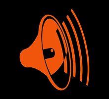 Depeche Mode : Bong New Version - Orange - by Luc Lambert