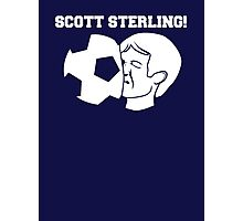 Scott Sterling! Photographic Print