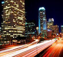 Downtown in LA by arkstory