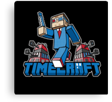 Timecraft Canvas Print