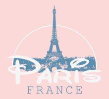 Paris T-Shirt Kids Clothes