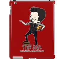 I Am Iron Man iPad Case/Skin