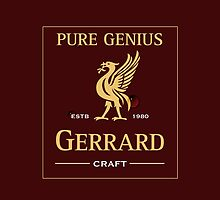 Gerrard - Pure Genius 2 by EvilGravy