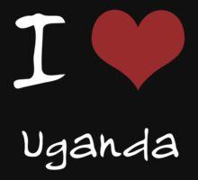 I love Heart Uganda Kids Clothes