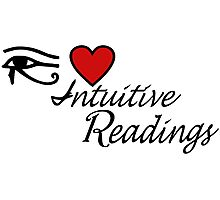 (Eye) <3 Intuitive Readings Photographic Print