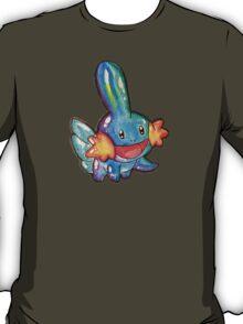 Cute Simplistic Mudkip Watercolor Tshirts + More! ' Pokemon ' T-Shirt
