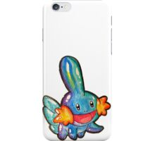 Cute Simplistic Mudkip Watercolor Tshirts + More! ' Pokemon ' iPhone Case/Skin