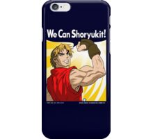 We Can Shoryukit! iPhone Case/Skin