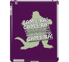 Filled with Turtle Meat iPad Case/Skin