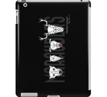 Marauders - Mischief Managed iPad Case/Skin