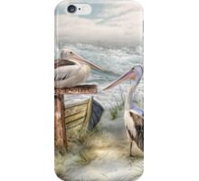 Pelican Point iPhone Case/Skin