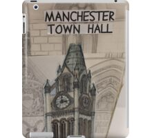 Manchester Town Hall iPad Case/Skin