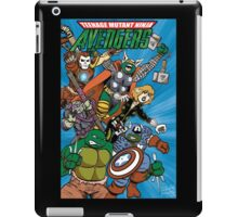 Teenage Mutant Ninja Avengers iPad Case/Skin