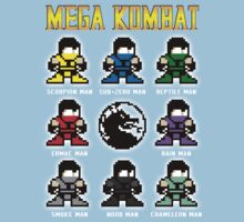 Mega Kombat Kids Clothes
