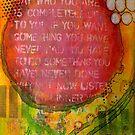 Floating Wisdom by © Angela L Walker