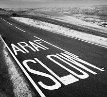 Araf Slow by Hywel Harris