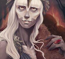 The Beautiful Corpse by Katrine Leyva