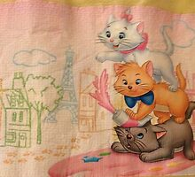 Disney Aristocats Marie Disney Cats Disney Kittens by notheothereye