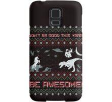 EPIC CHRISTMAS SWEATER YEAH!!! Samsung Galaxy Case/Skin