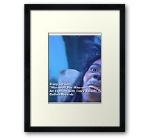 Werewolf Bar Mitzvah Framed Print