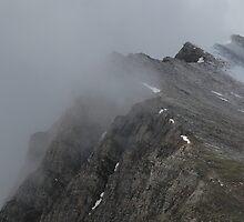 Rockey Mountins, Banff National Park by Bassam  Shmordok