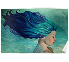 Portrait * Fantasy * Wall Art Poster