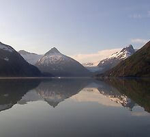 Portage Lake by Terry Shumaker