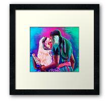 Alackery Framed Print