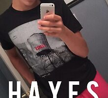 HAYES 2000 by brileybieber