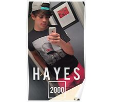HAYES 2000 Poster