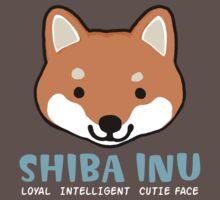 Shiba Inu: Loyal  Intelligent  Cutie Face Kids Clothes