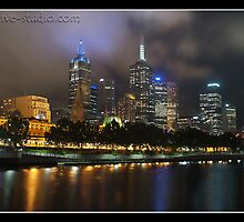 Southbank - Melbourne by visage