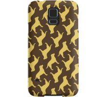 Yellow Labrador Retriever Samsung Galaxy Case/Skin