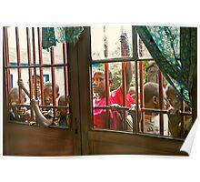 'Displaced people' Democratic Republic of Congo Poster