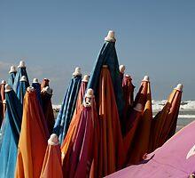 Beach Umbrellas by Segalili