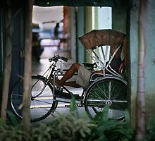 Singapore Siesta by wellman