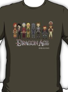 Dragon Age Origins Party T-Shirt