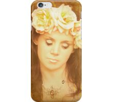 Gaze into Oblivion iPhone Case/Skin